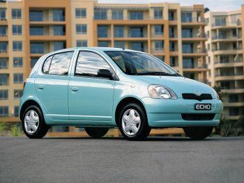 Toyota Echo 5 Door Au Spec 1999 2003 トヨタ レクサス 自動車