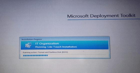 Step by Step Configure MDT Server (Microsoft Deployment