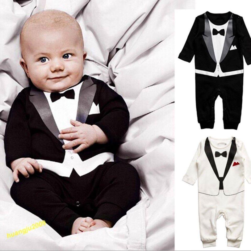 Bambidekor Hu Baby Outfit Junge Baby Anzug Baby Anzug Hochzeit