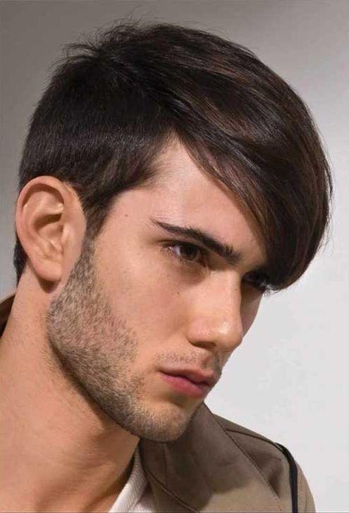 simple haircuts mens 2018