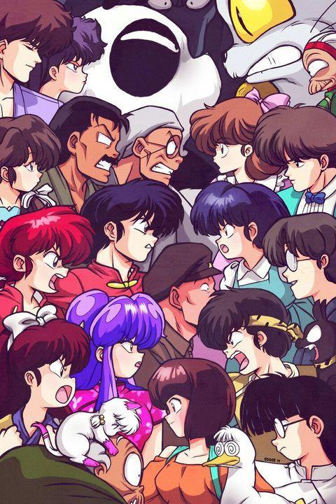 Fondos de Pantalla Anime ヽ(^o^ )^_^ )ノ  - Ranma 1/2