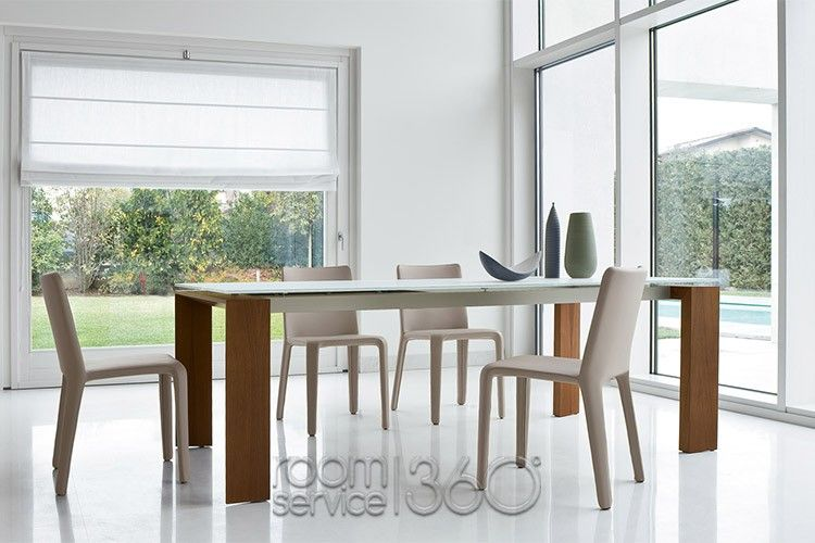 Contemporary Chairs For Dining Room Brilliant My Time Contemporary Chairs And Twice Dining Tablebonaldo Decorating Design