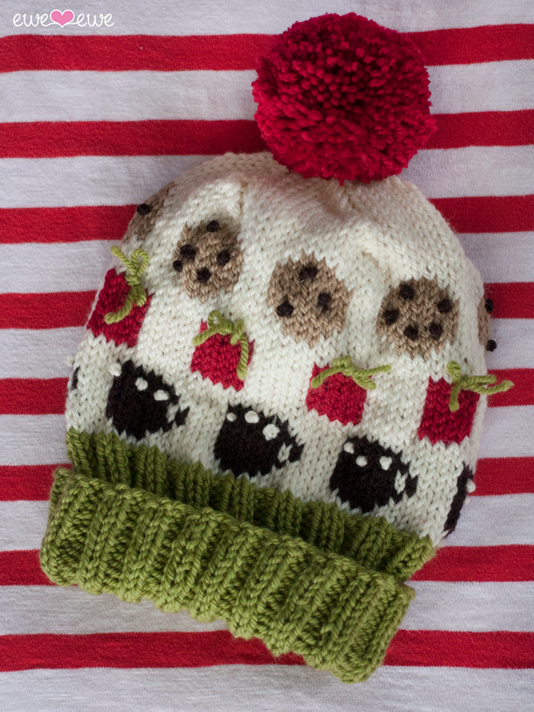 Christmas Hat Knitting Pattern | Knit happens | Knitted ...