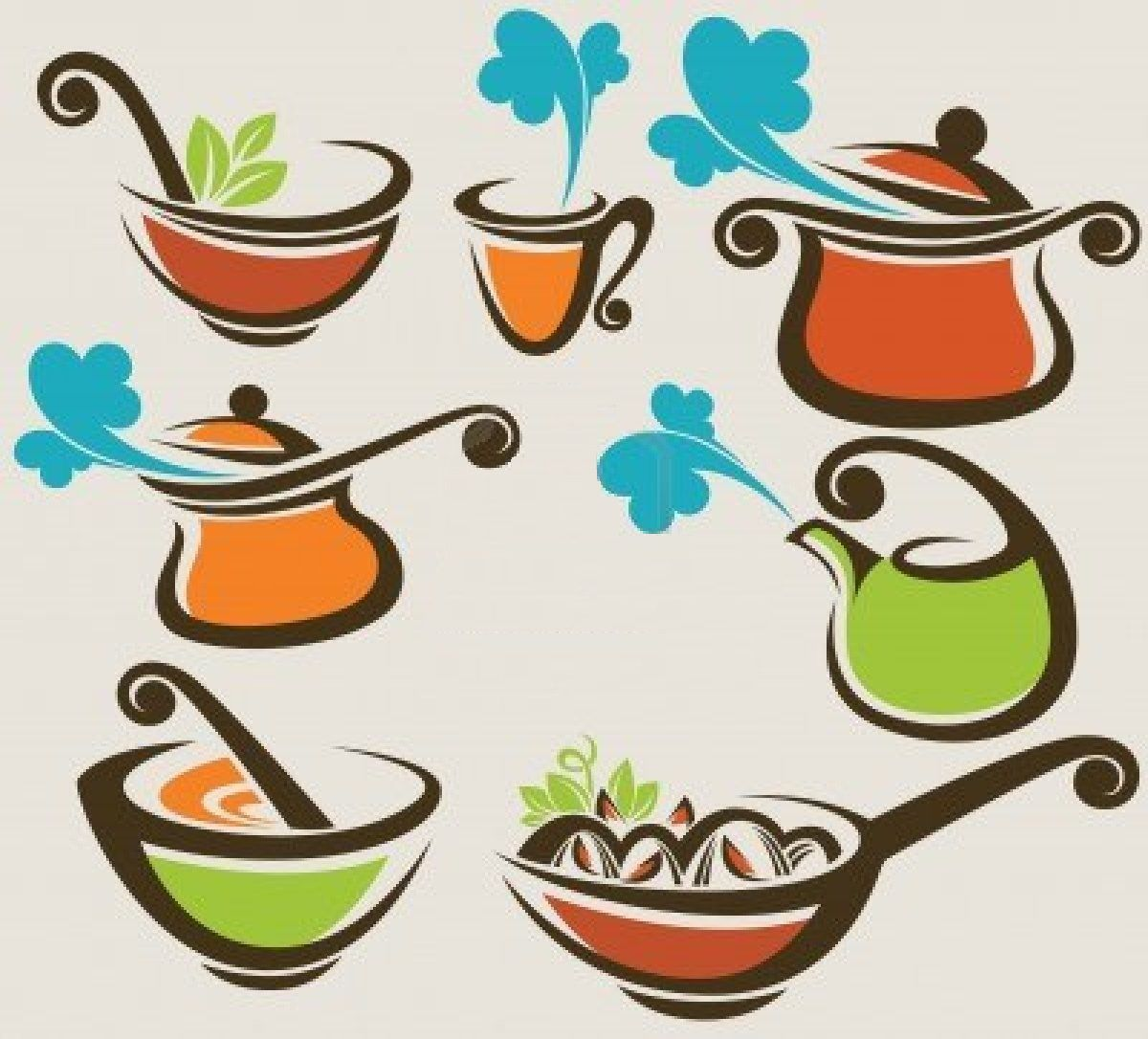 Utensilios De Cocina Dibujos Buscar Con Google Cuina
