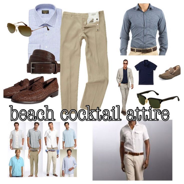 Summer chic dress code men 39 s style s fashion and for Formal dress code wedding