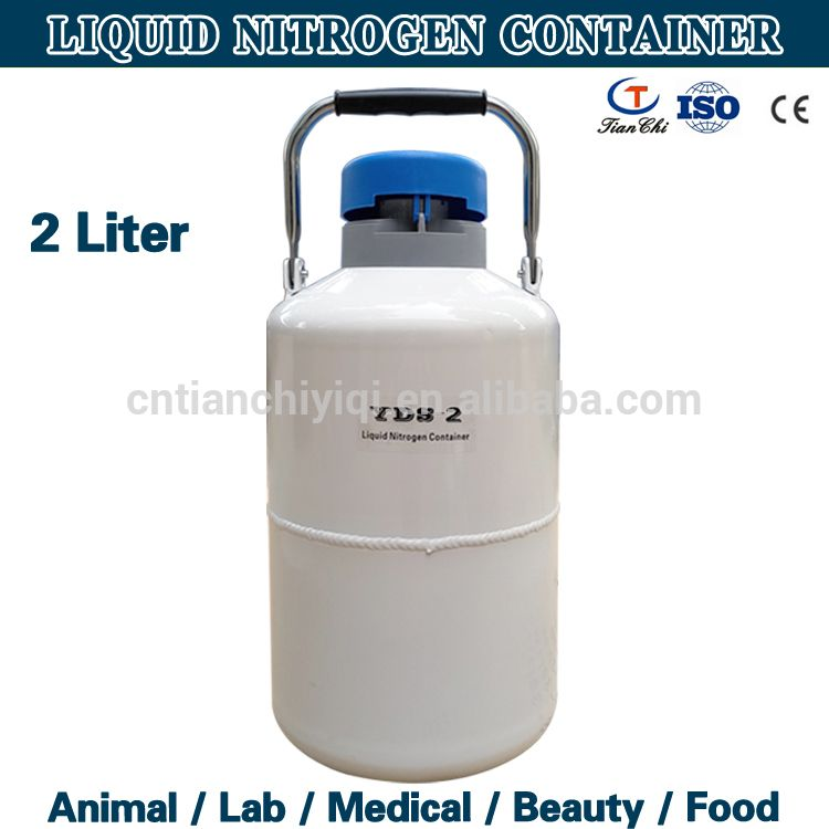 Cryogenic Tank Yds 2 Liquid Nitrogen Container Price Container Prices Water Bottle Liquid Nitrogen