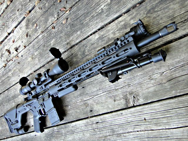 Ar-15 Long Range