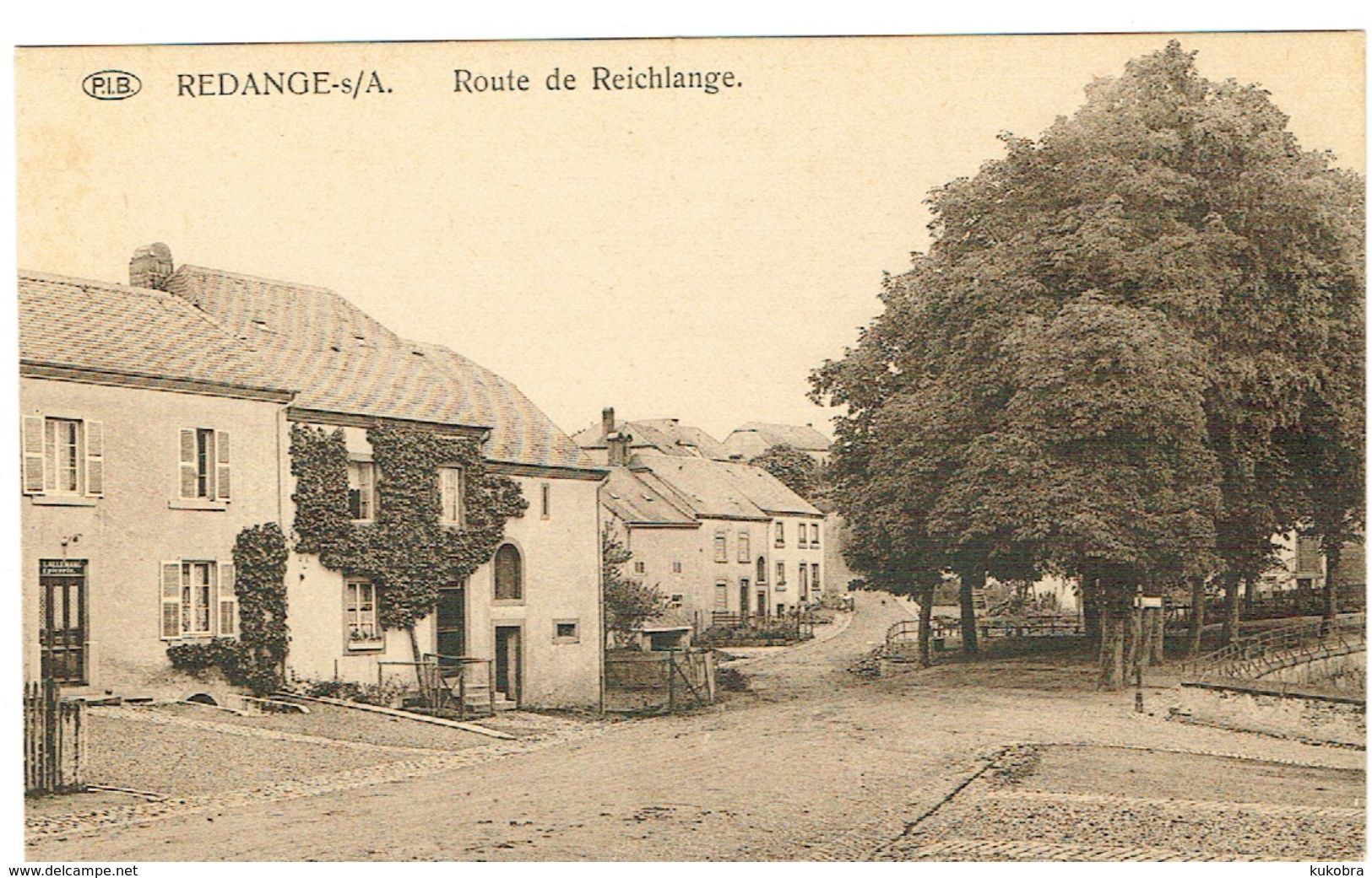 Rédange sur Attert (Route de Reichlange)