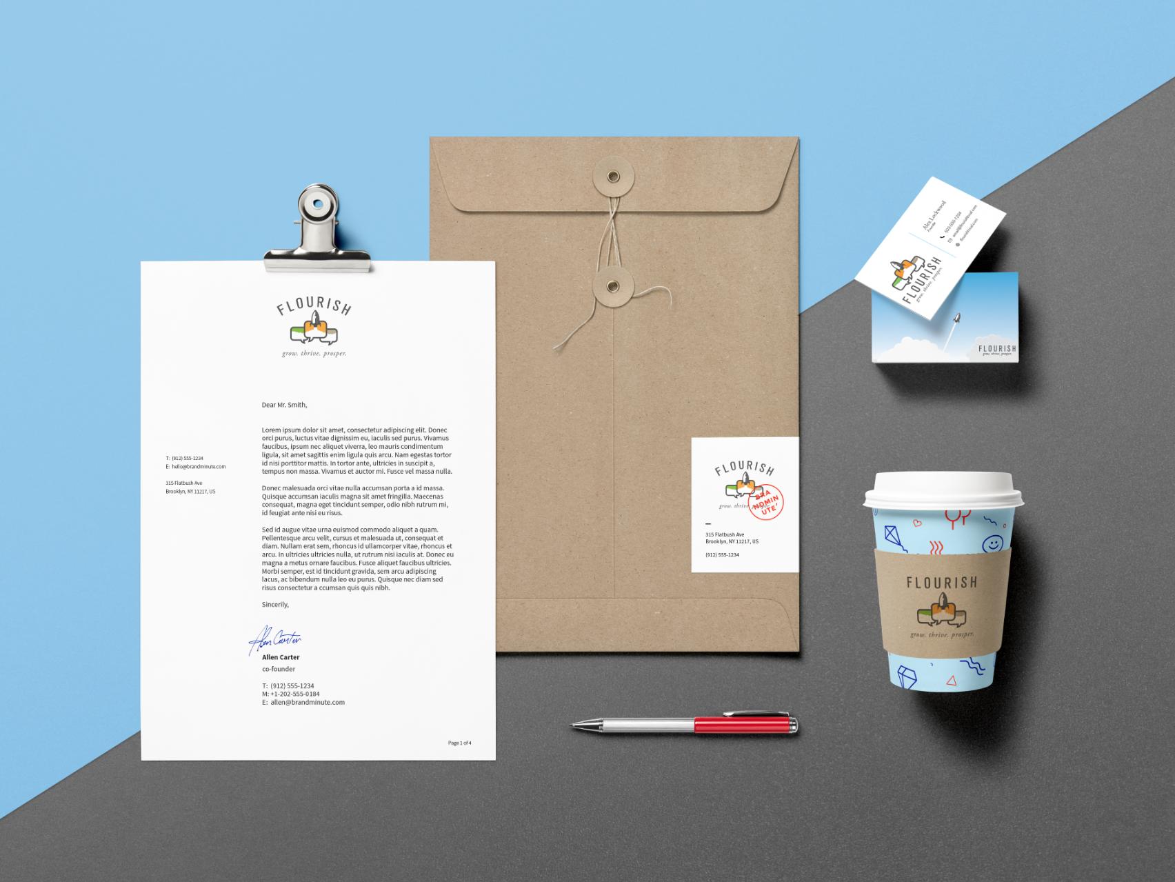 Brand Identity Logo Design For A Network Group Logo Design Logo Branding Identity Business Card Design