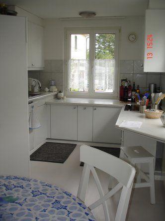 Wohnzimmer \u0027Wohn-Esszimmer mit offener Küche\u0027 Mein Haus Pinterest