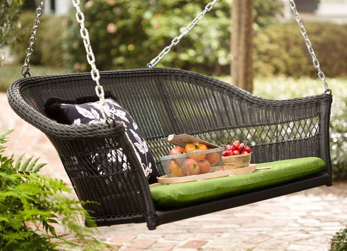 10 of the Best Porch Swings You