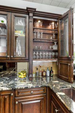 Merveilleux Gentlemanu0027s Lounge/Bar   Traditional   Basement   Toronto   Elmwood Fine  Custom Cabinetry