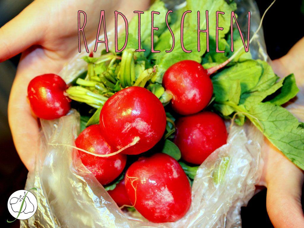 Radieschen enthalten doppelt so viel Glucose wie Fructose und eignen sich damit hervorragend für Menschen mit einer Fructoseintoleranz.