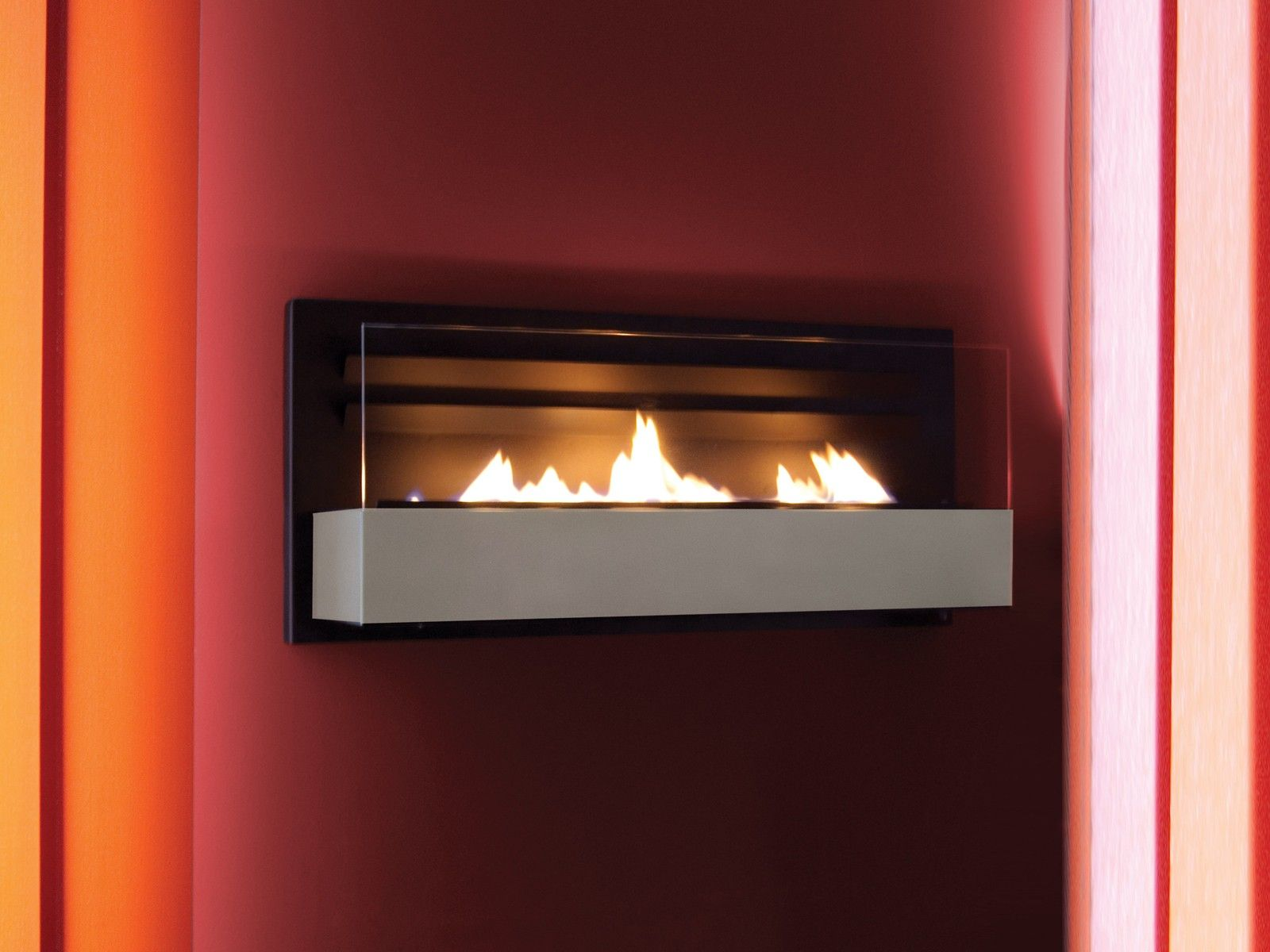 planika shark bioethanol fireplace wall fireplace pinterest