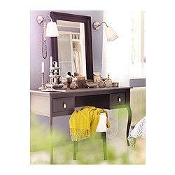 Edland Dressing Table Gray
