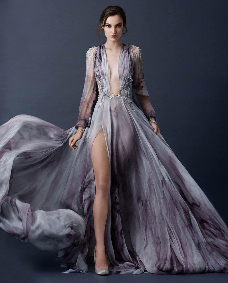 Love this flowy yet edgy dress! | Fashion | Pinterest | Kleider für ...