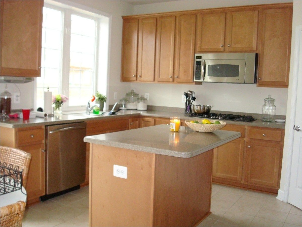 kitchen with maple cabinets color ideas 8 | Maple kitchen ...