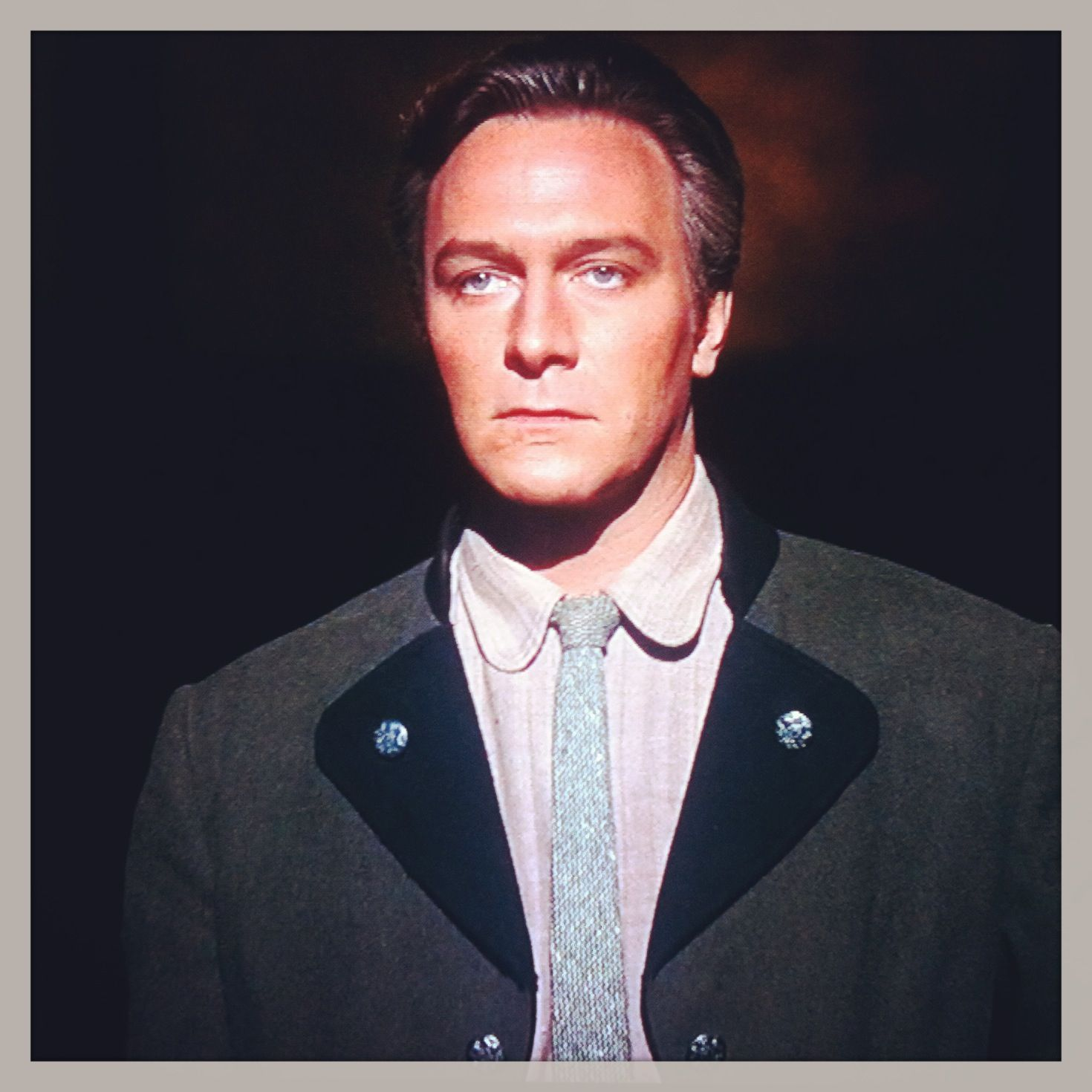 Christopher Plummer as Capt. Von Trapp | Memorable ...