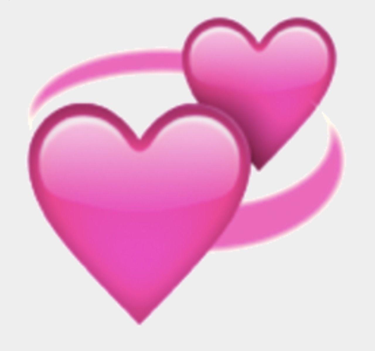 heart bow emoji - HD1280×1199