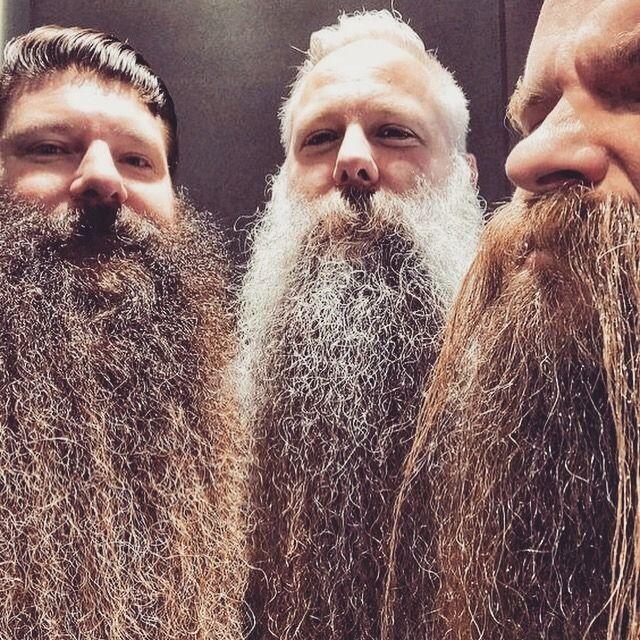 Wedding Beard Styles: Beard No Mustache, Hair And