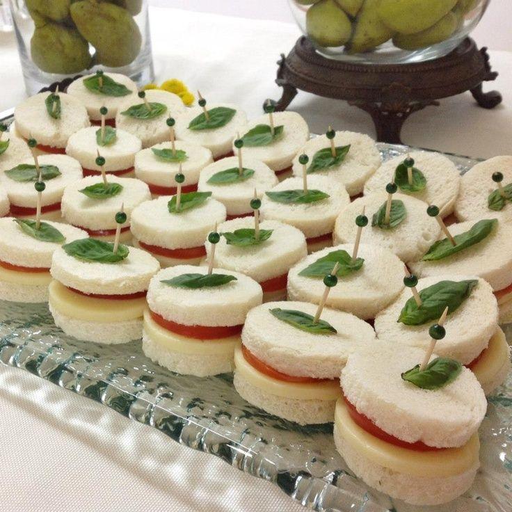 Picaderas sencillas buscar con google recetas for Recetas para canape