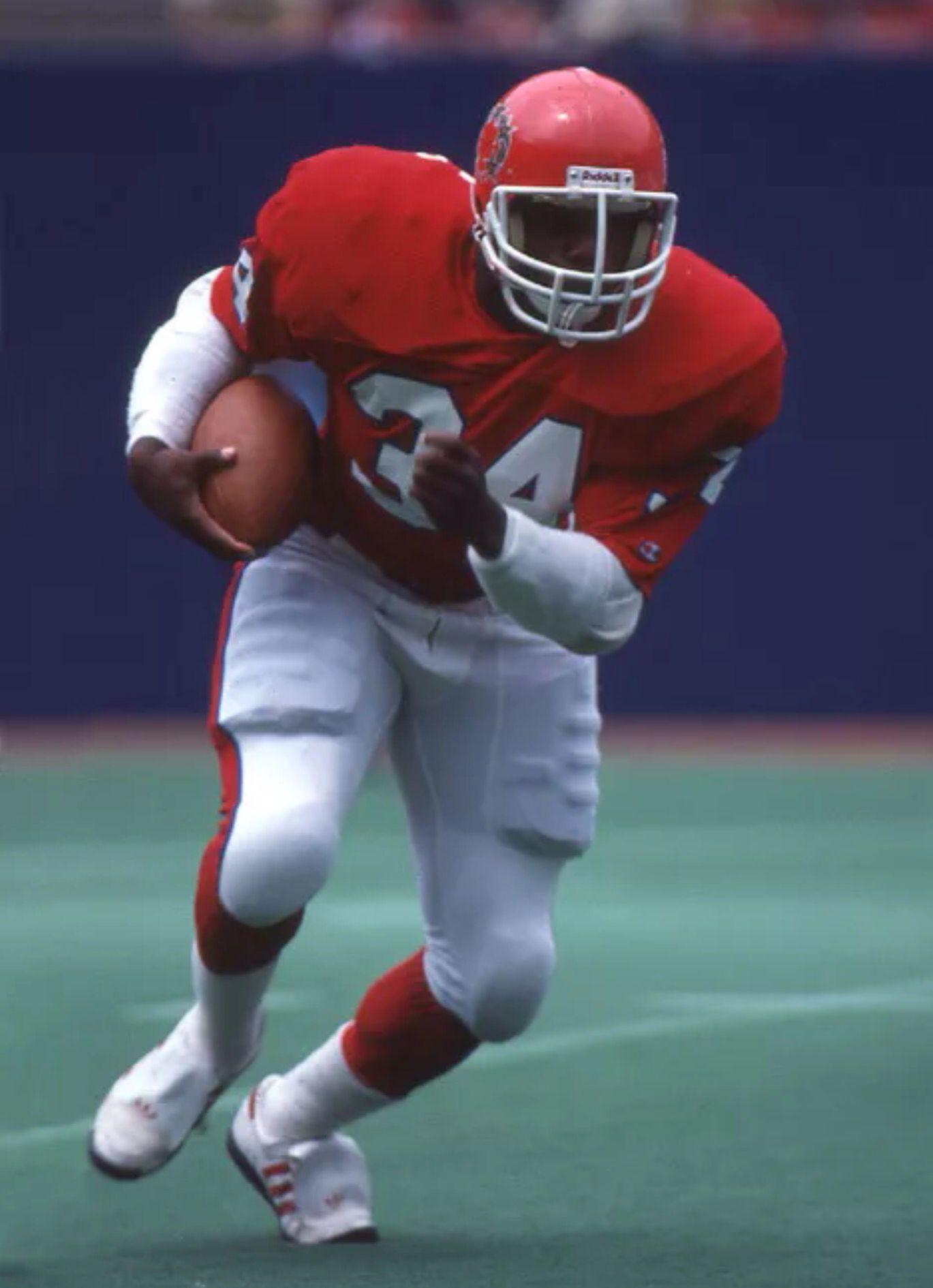 46d62422d68 Hershel Walker - New Jersey Generals | USFL | Football, Professional ...