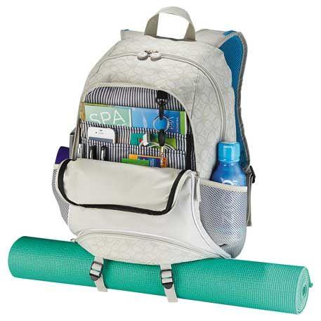 Yoga Compu-Backpack