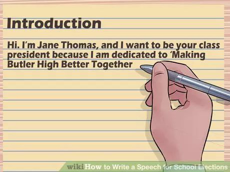 how for you to prepare a good college student honor speech