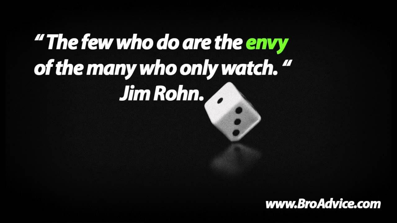 Jim Rohn - Number One Thing