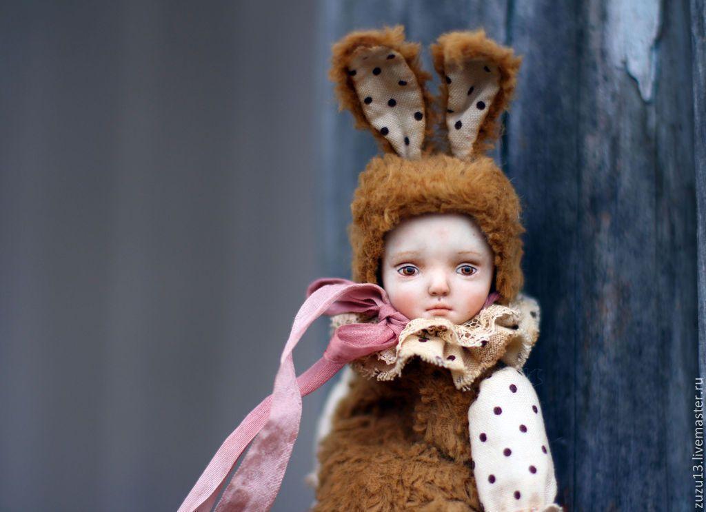Мне приснилась весна... - весна,куколка,тедди долл,совместный проект,мечты и чудеса