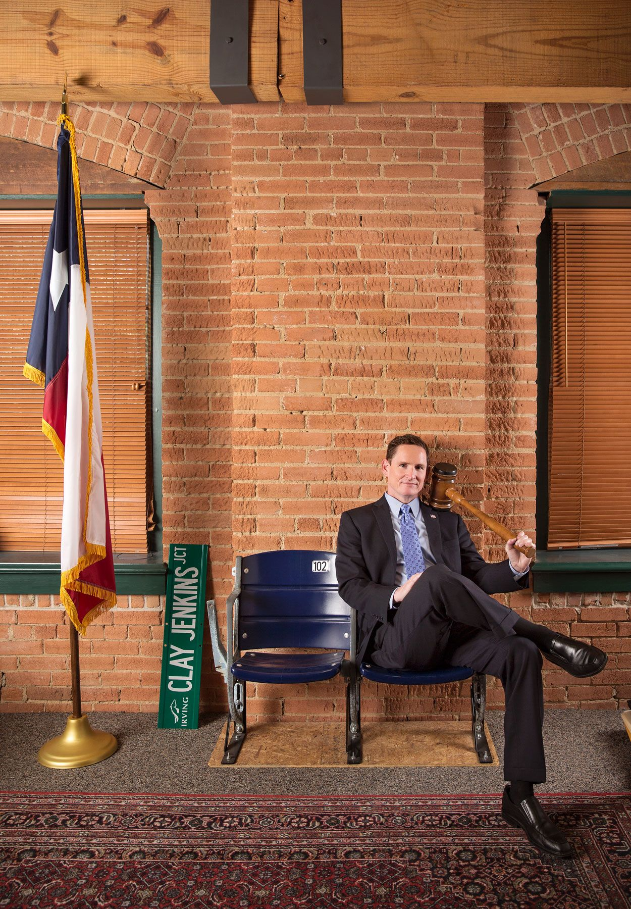 Who Is Clay Jenkins (With images) Jenkins, Dallas county