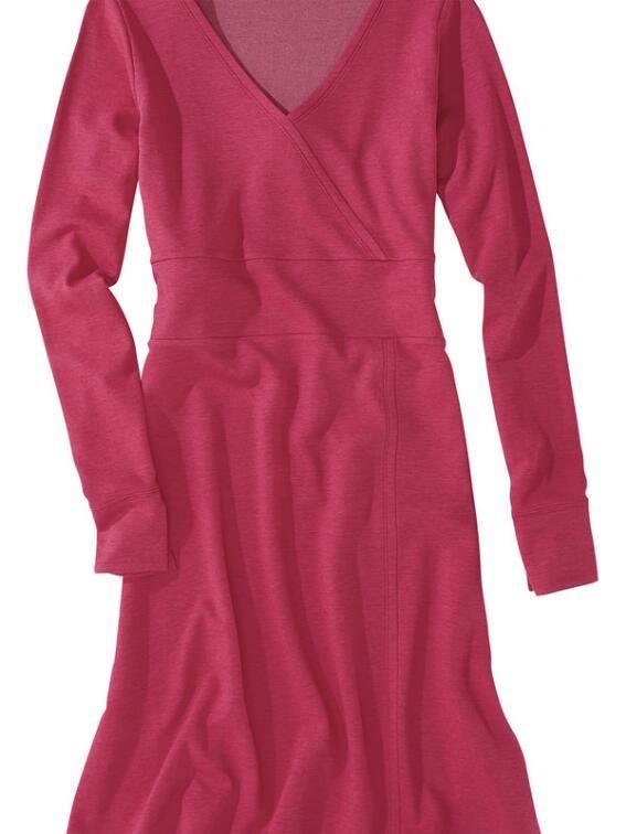 Tomboy Wrap Dress