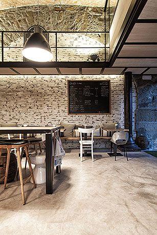 zeroquaranta social food bar restaurant retro informal