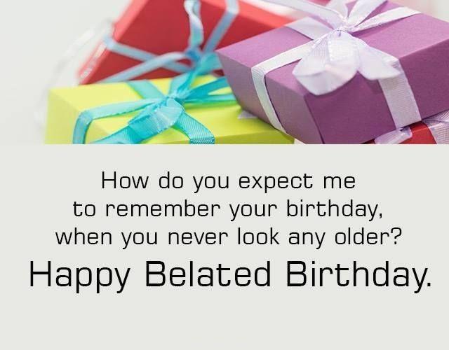 Best Belated Birthday Wishes For Boyfriend
