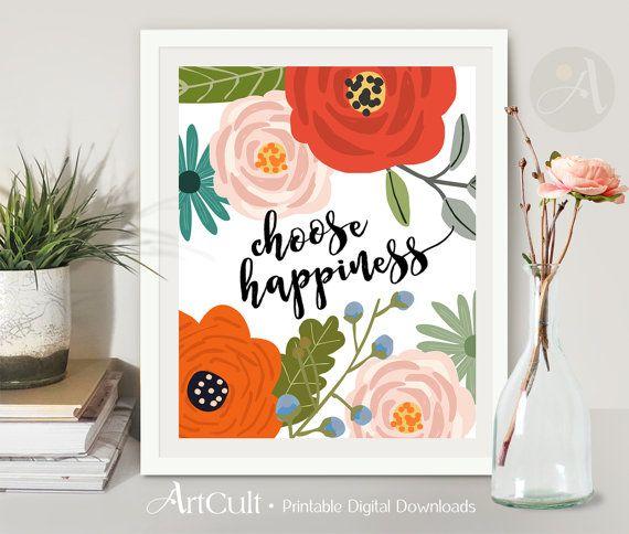 Pared para imprimir Arte Digital instantánea descargar por ArtCult