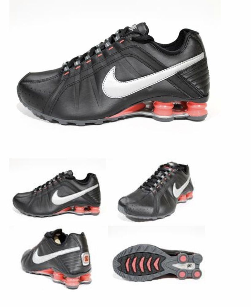 NEW Women s Nike Shox Vaeda Junior Running Shoes 454339-016 Size 9.5 NWOB  Black   a7a9a1f7436c