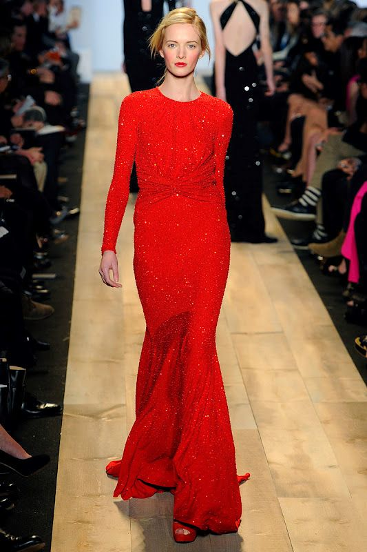 oscar predictions... the topic of the day at threadethic.com (michael kors gown fall 2012)