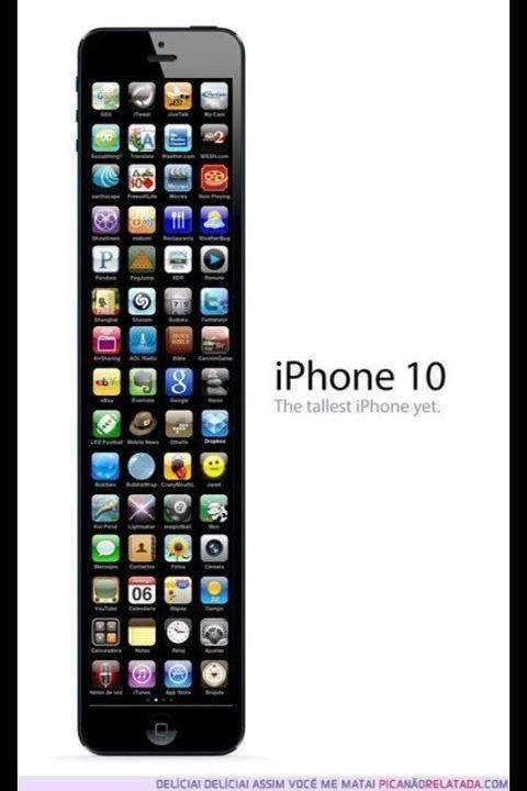 IPhone 10 The Tallest Smartphone Yet