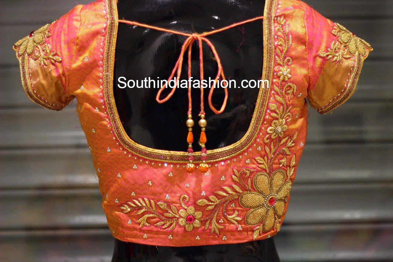 Best Designer Blouse In Kolkata