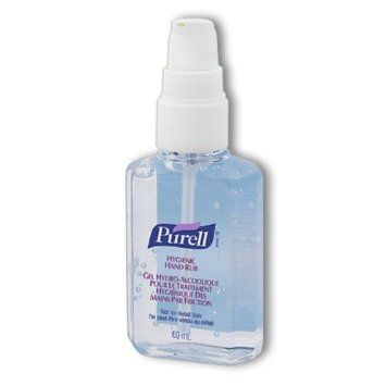 Purell Personal Hygienic Instant Hand Sanitiser Gel Rub Pump