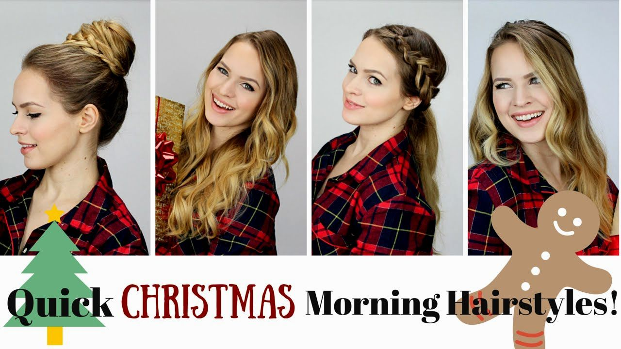 Easy hairstyles in the morning hairstyles pinterest easy