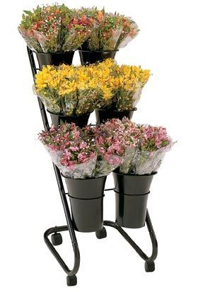 display stands for flowers