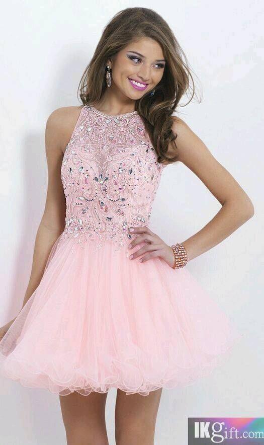 3b5ddae5a Vestidos de quinceañera hermosos y modernos