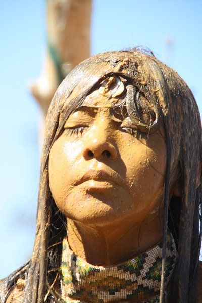 Sunrise Ceremony on the Tonto Apache Tribe➳ʈɦuɲɖҽɽwσℓʄ➳