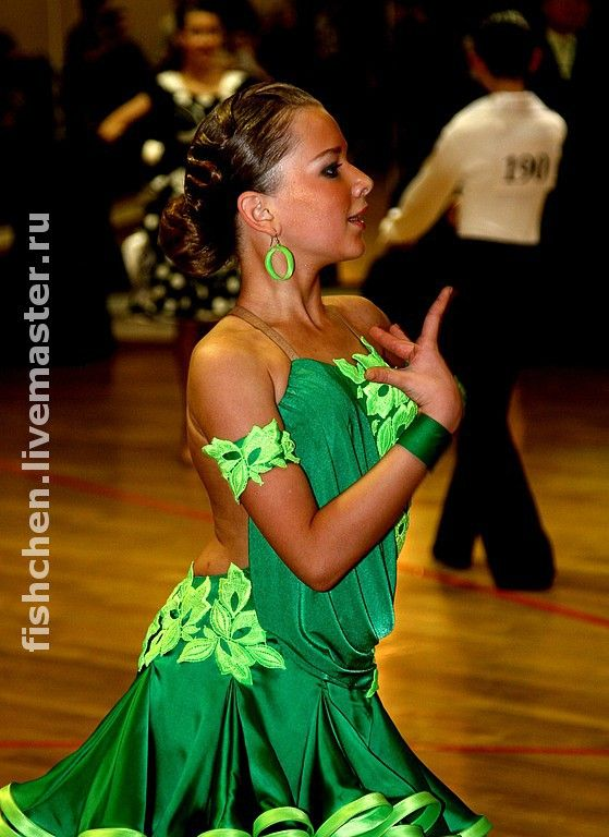 юниоры 1 латина платье фото