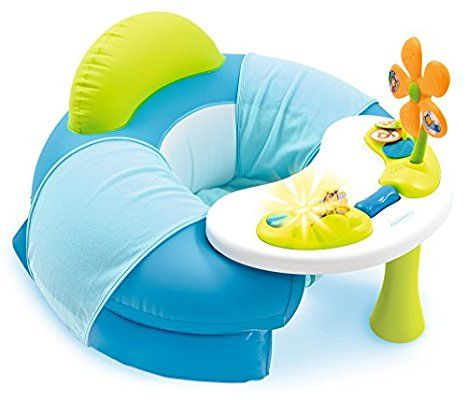 Smoby Toys 110210 Siege Bebe Cotoons Cosy Seat Bleu Amazon Fr Jeux Et Jouets Baby Bean Bag Chair Cosy