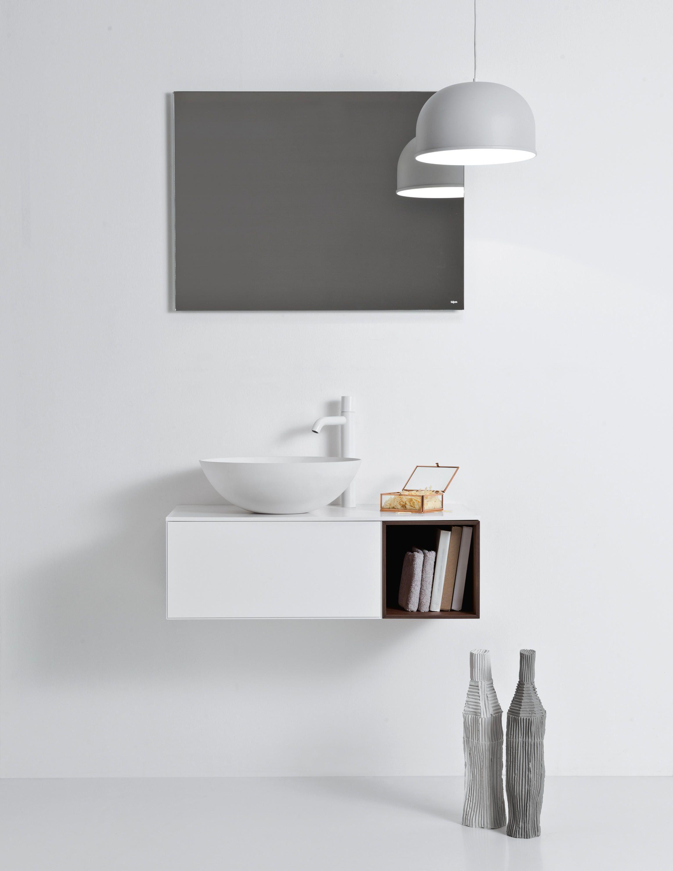 quattro zero von falper  waschtischunterschränke