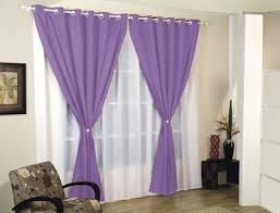 decoração  cores lilas roxo