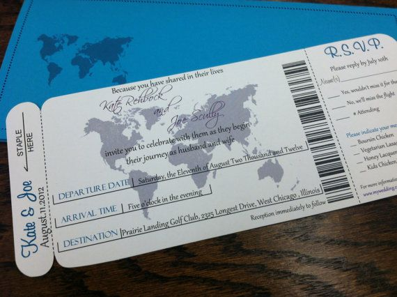 World Map Watermark.Love The Map Watermark World Map Boarding Pass Invitation Or Save