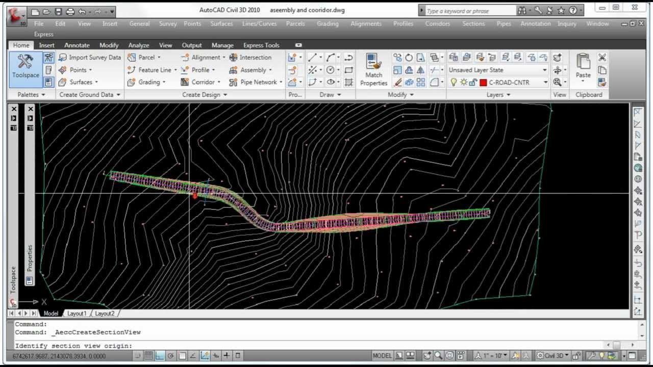 Contour Line Drawing In Autocad : Design software mechanical cad autocad autodesk